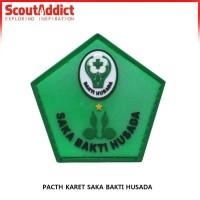 Pacth Karet Pramuka Saka Bakti Husada