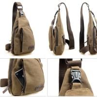 tas selempang pria sling bag shoulder bag big size