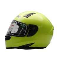 Helm Helmet KBC VK Flat Visor Pinlock Ready Full Face Racing Original