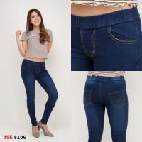 Celana Panjang Legging Skinny Jeans Wanita Denim Pensil JSK JEANS