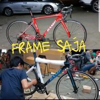 Frame Sepeda Balap Camp Alloy Fork Carbon Full Sepeda Akmala