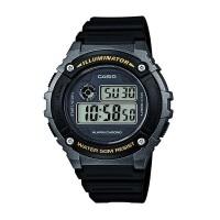 Jam Tangan Casio Digital W-216H-1B