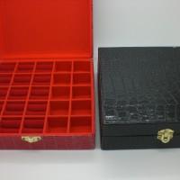 kotak/box,tempat cincin,akik,kalung,anting,batu mulia,perak,emban,dll