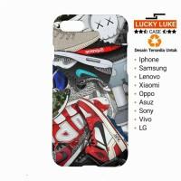 sneakers case Iphone XR Samsung j8 s9 note 9 mi8 oppo f9 vivo v11 y81