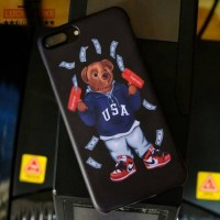 Bear case Iphone XR Samsung j8 s9 note 9 mi8 pro oppo f9 vivo v11 y81