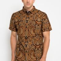 Kemeja Batik Pria Garuda Kencana Batik Printing