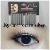 Eyeliner Ozera Hitam/ Putih/ Silver