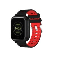 FINOW 4G WIFI GPS Smartwatch Ponsel Q1 Pro/M1 6.0 MTK737 1 GB + 8 GB
