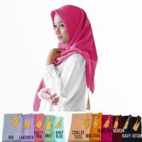 Jilbab Instan Segiempat Segitiga Azara Tassel Murah Grosir Hijab