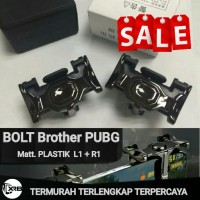 PROMO FLASH SALE BOLT BROTHER PUBG Sharp Shooter L1 R1 ROS FREE FIRE T
