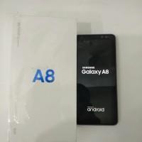 Samsung Galaxy A8 Ram 4 Rom 32 Silver Second Garansi Resmi Sein