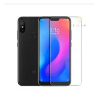 582538f7fa9586 Tempered Glass 9H 0.26mm Depan Bening Xiaomi Redmi 6 pro / Mi A2 Lite