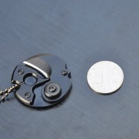 Gantungan Kunci Pisau EDC , cocok untuk Souvenir