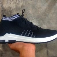 0314fd0db6824 Sepatu Adidas Pureboost Running Premium Import Quality Hitam Putih