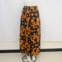 Celana Kulot Cullote Pants Batik Pekalongan Panjang Wanita Jubray 1