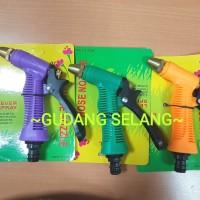 Harga semprotan air spray kepala selang air taman hose nozzle spray | antitipu.com