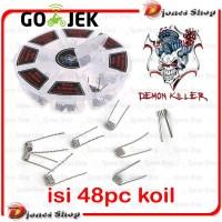 Demon Killer 8in1 Prebuild Coil Koil RDA RTA RDTA Demon Killer