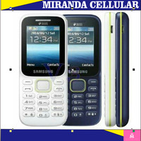 Samsung Guru Music 2 Piton SM B310E Dual SIM Garansi Resmi SEIN