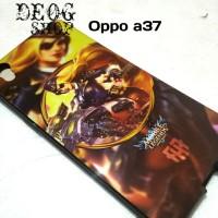 Soft case / kondom hp oppo A37