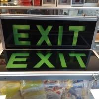 Lampu Darurat Emergency Exit LED