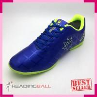 Harga sepatu futsal kelme original star 9 royal blue 5501 11 | antitipu.com
