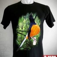 Harga kaos burung murai batu borneo ukuran | Pembandingharga.com