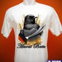 Harga kaos burung murai batu jawara ukuran | Pembandingharga.com