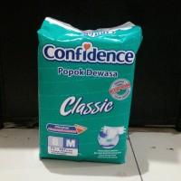 Confidence Classic Popok Dewasa M8