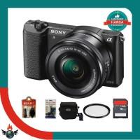 Harga sony alpha a5100 mirrorless digital camera with 16 50mm lens paket | Pembandingharga.com