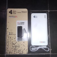 Powerbank 12000mAh ilo by hippo original