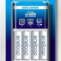 Best Seller Charger Battery Sanyo Eneloop 100% New And Original !!! |