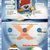 Jual New Dishwasher Detergent (Sabun Mesin Cuci Piring) Hot List Murah