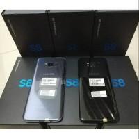 HP SECOND SAMSUNG S8 SEIN SM-G950FD DUAL SIM FULLSET BERGARANSI