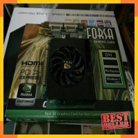 NVIDIA Series - Geforce - VGA CARD FORSA GT730 4GB 128BIT DDR3 GARANSI