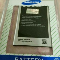 Baterai batre battery samsung note 3 original