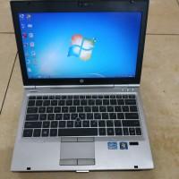 Hp Elitebook 2560p i5 ram 4gb promo murah bergaransi