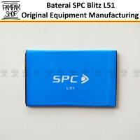 Baterai SPC Blitz L51 L 51 Original OEM Batre Batrai Battery Ori HP