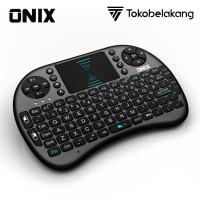 Onix Mini Wireless Keyboard Touchpad for KODI, Android, PC and TV Box