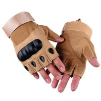Sarung Tangan Sepeda Motor Military Tactical Half Glove / Army Gloves