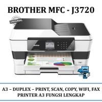 Brother A3 Wireless Multi-Function Duplex Printer MFC-J3720