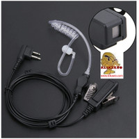 motorola earphone headset earpiece Paspampres FBI CIA pengawal polisi