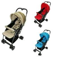 Harga stroller stroler kereta dorong jalan bayi babyelle citilite 2   Hargalu.com