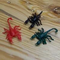 Mainan Hewan Kalajengking Scorpion Mirip Asli