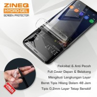 Hydro Gel Screen Protector Guard Non Tempered Glass for HP Oppo A3s A5