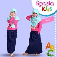 Rocella Kids || Rok Celana cocok dipadukan kaos afrakids (S/M)