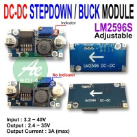 LM2596 LM2596S DC-DC Step Down Module