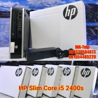 Komputer PC CPU Built Up Core i5 Ram 2Gb Slim Simpel Hemat Listik