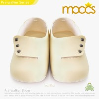 Baby Shoes - Prewalker | Freddie the Frog | Vanilla Moccs