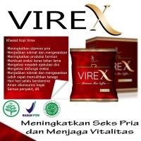 PROMO Beli 2 GRATIS 1 - Kopi Virex Kopi Penambah Stamina Pria Wanita