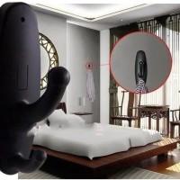 Spy hidden camera hanger cloth 720P Sensor Gerak